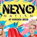 NERVO - Live @ NERVO Nation, Ushuaia Beach Club (Ibiza) - 18.09.2017
