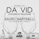 Sauro Martinelli Live @ Atmosphere Room, Charly Disco  (27.12.2014) .  part.1