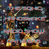 The Sonic Handshake Radio Show 041 guest mix from Daimon Santo