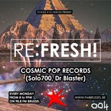 72 Soul presents: DJ Odilon & Cosmic Pop Records (Solo700 & Dr Blaster)