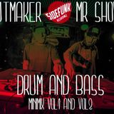 Cutmaker  Drum & Bass Minimix Series Vol 1