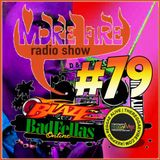More Fire Radio Show #79 Week of Dec 8 2015 with Crossfire from Unity Sound
