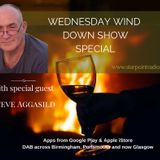 Wednesday Wind Down Show with special guest Steve Aggasild