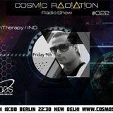 Cosmic Radiation #022