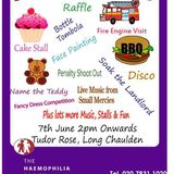 Mandi and Emma talk about their fundraising fun day this coming Saturday 7th June