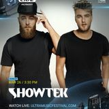 Showtek – Live @ Ultra Music Festival Miami 2017