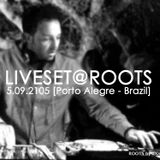 Paul Ursin Live @ Roots [Brazil] 05.09.2015