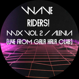 Wave Riders Vol. 2 // Alenia's live set — recorded @ Gala Hala