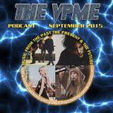 The Von Pip Musical Express Podcast - September 2015
