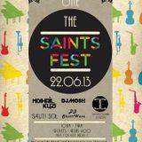 Saints Fest Live Set Reconstruction