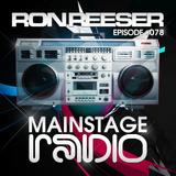 RON REESER - Mainstage Radio - September 2019 - Episode 078