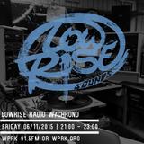 LowRise Radio w/Chrono 06/11/2015