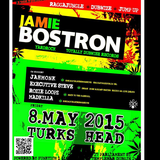 JahMonk and J Bostron @ SCM TH 8-5-15