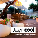 STAYIN' COOL @Frame Garden