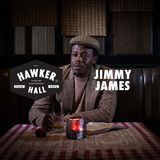 Jimmy James of Strictly Vinyl for Hawker Hall