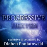 Progressive Heaven vol. 1 - exclusive dj mix by Diabeu Poniatowski - 12.2015