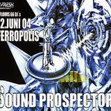 2Face @ Soundprospector - Ferropolis Gräfenhainichen - 12.06.2004