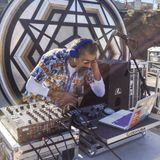Shahid Buttar DJing for SF Decompression in Black Top City @ Pier 70 (10.14.2017)