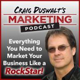 Craig Duswalt's Marketing Podcast #75 - Nellie Akalp - October 13th 2015
