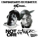 Unfinished Business - Biggie Smalls Vs Tupac Shakur - @djGMani