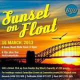 Sunset On Float Promo - Deep House
