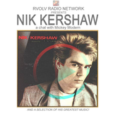 Nik Kershaw -  A chat with Mickey Modern. Exclusive!