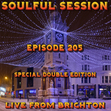 Soulful Session, Zero Radio 23.12.17 (Episode 205) LIVE From Brighton with DJ Chris Philps
