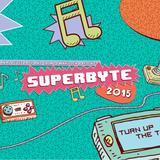 Live @ Superbyte Festival, Manchester, September 2015