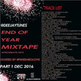 Vol 129 Afrobeats Mix Dec 2016