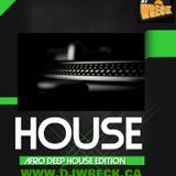 Dj Wreck Mix Sessions :Deep Afro House Edition