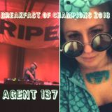 Agent 137 RIPEcast Live from BOC 2018