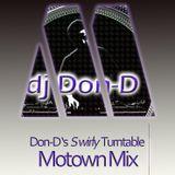 dj Don-D's Swirly Turntable Motown Mix