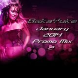 BakaYuka January 2014 Promo Mix 2