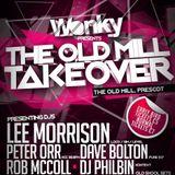 DJ Dave Bolton - Wonky Promo Mix (OLD SKOOL)
