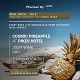 Real Ibiza 2018 - Josh Wink at Cosmic Pineapple at Pikes Ibiza