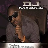 sOUTH AFRICAN HOUSE MIXES BY DJ KAYZOTIC FROM SMU FM