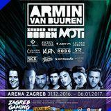 Armin van Buuren - Live @ Arena Zagreb (Zagreb, Croatia) - 31-12-2016
