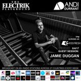 Electrik Playground 8/4/17 inc Jamie Duggan Guest Session