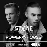 Power House Radio #24 (WILL K Guestmix)