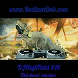 BedlamDnb Radio #18 Old Skool Session vol 1