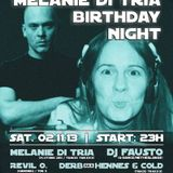 Dj Fausto @Melanie Di Tria Birthday Night / Hannover Engel07