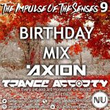 AXION — The Impulse Of The Senses #9