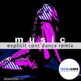 madonna-music-explicit cont'dance remix