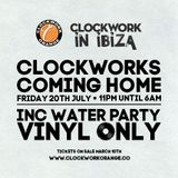 JOHN KELLY @ THE BEACH CLOCKSTOCK IBIZA.