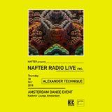 NAFTER // ADE18 - ALEXANDER TECHNIQUE live Kashmir Lounge 18.10.18