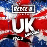 DJReeceB Presents - UK Special Vol.2 │R&B/Rap/Hip-hop│ FOLLOW ME ON INSTAGRAM: @DJReeceB