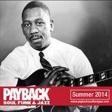 PAYBACK Soul Funk & Jazz Summer 2014 Selection