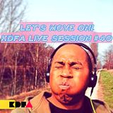 kdfa live session #40 : Let's Move On!