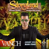 THIS IS VANCH RADIOSHOW - STORYLAND 2016 FANS