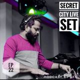 Secret City Episode #22 (2019-06-30) Live Set Podcast By B3N